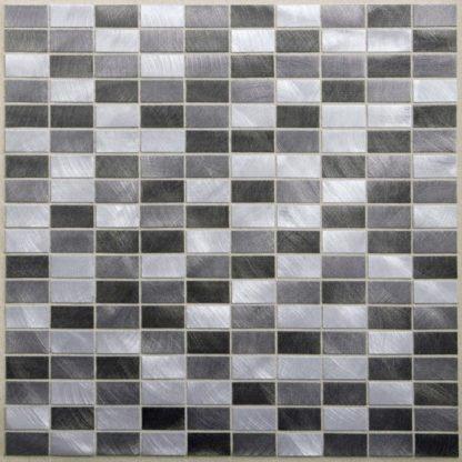 73046 416x416 - 73046 Alu Grau Anthrazit Aluminium Mosaik