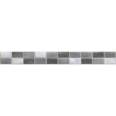 73046 alu grau bord - 73046 Alu Grau Anthrazit Aluminium Mosaik