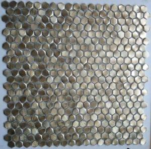 73050 Alu 6 eckig Gold 300x295 - 73050 Alu 6-eckig Gold